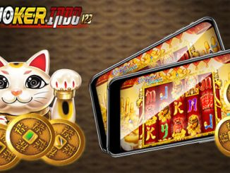 Agen Joker123 Gaming Game Slot Terbaru